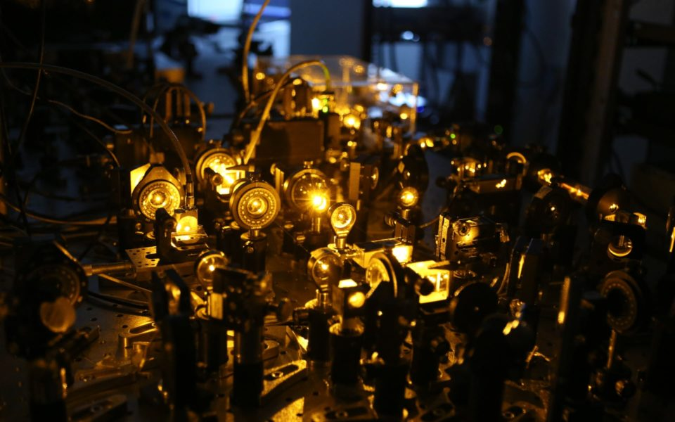 Manipuler les atomes au moyen de la lumière