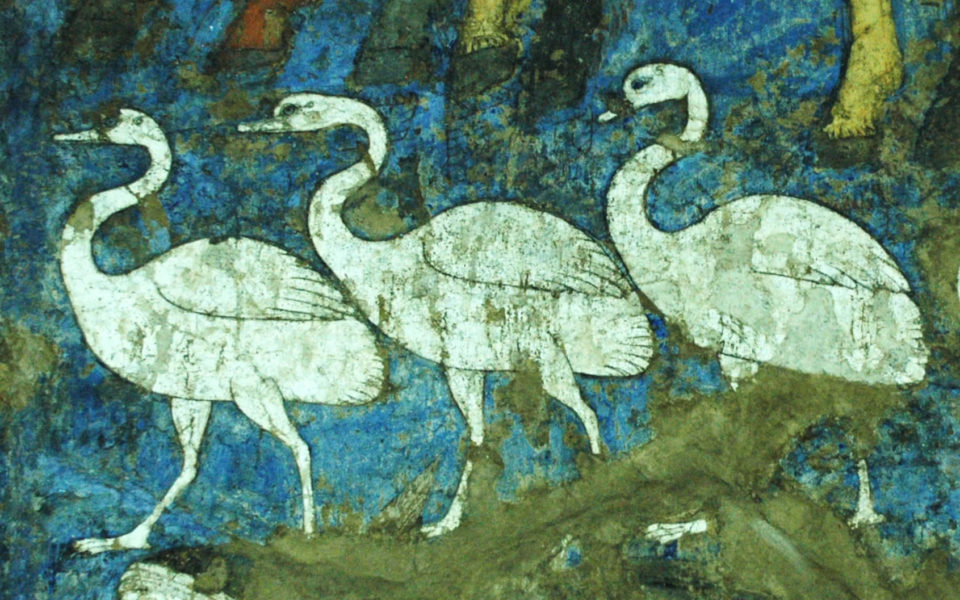 Sauver la « Peinture des Ambassadeurs »