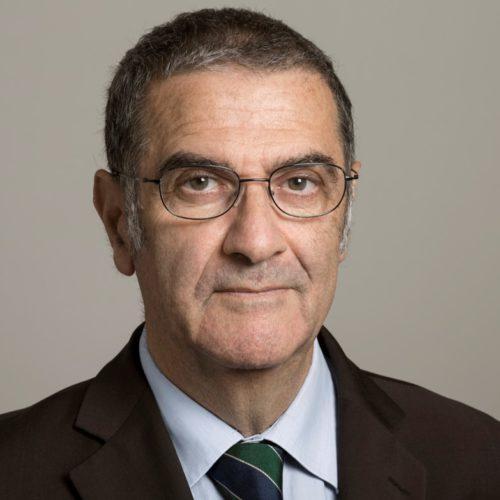 Pr Serge Haroche