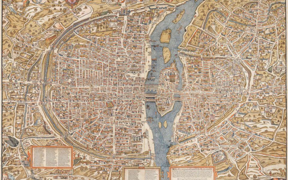 Architecture et formes urbaines au défi des épidémies